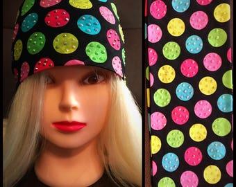 Bling Colorful Dots Bandana