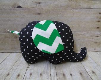 Personalized Elephant Softie, Custom Elephant Softie, Elephant Softie, Elephant Pillow, Elephant Plushie, Personalized Elephant Pillow