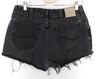 SALE* Vintage Lee denim cut-offs