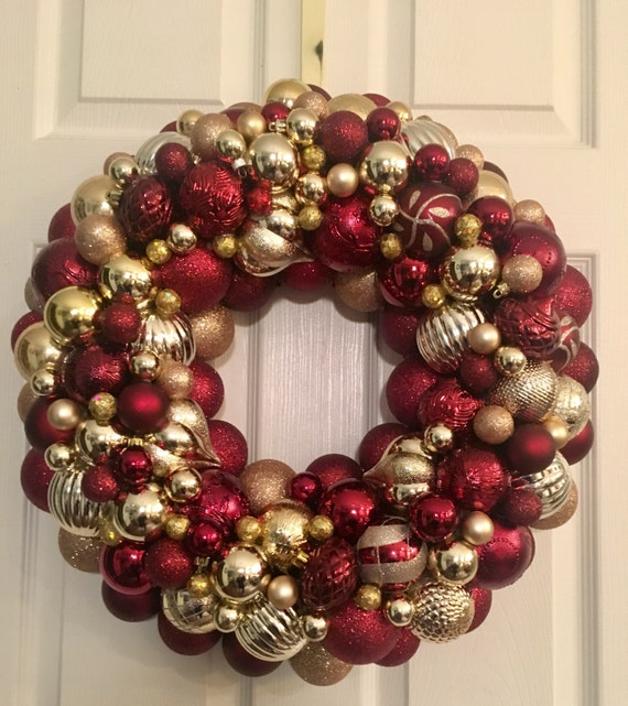 Made To Order Christmas Wreath
