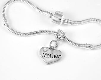Mother Bracelet Mom Bracelet Best Mom Bracelet Mommy Bracelet European style