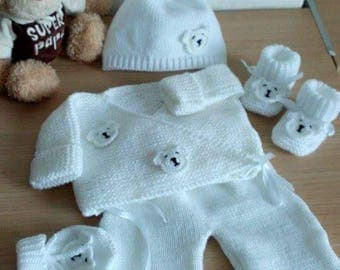 whole baby jacket pants liner Cap 0/3 months