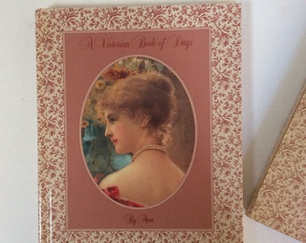 A Victorian Book of Days  Appointment Book Journal