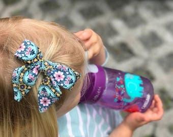 Toddler girl headbands - toddler headbands - girl bow clips - toddler girl bows - toddler bow clips - little girl clips - toddler girl clips