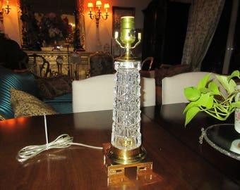 GALENA CRYSTAL LAMP