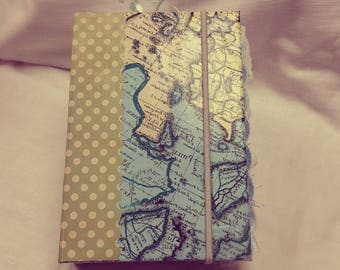 Travel / Vacations junk journal