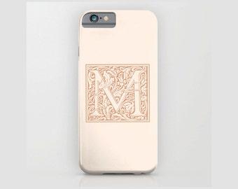 Custom Device case for iPhone / Samsung Galaxy, iPhone 7 /7s, iPhone 6 /6s, Samsung, Galaxy, Phone, Christmas, Pink, Custom, Monogram, Gift
