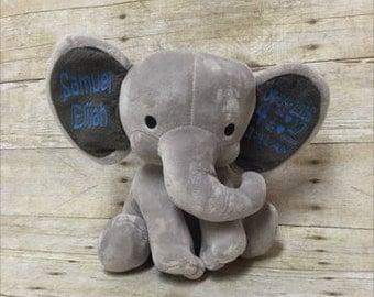 Birth stat elephant