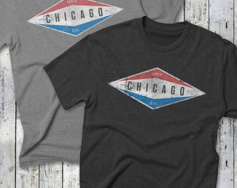 Chicago CUBS Tee -- Chicago Baseball, Cubbies, Cubs Tee, North Side Tee
