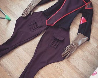 Asami from The Legend of Korra cosplay costume