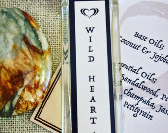 Wild Heart {8ml Roll on} ~ Natural Perfume