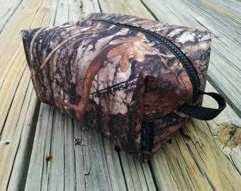 Camo Toiletry Bag - Ammo Bag - Travel Bag - Tool Pouch - Utility Bag