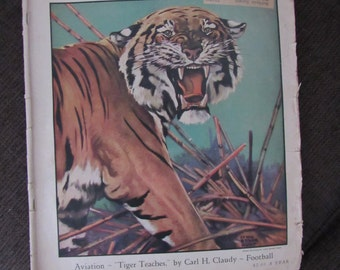 Vintage The American Boy Magazine September 1930 Free Shipping