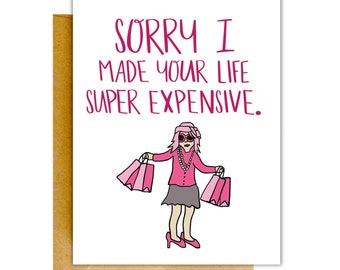 Funny Mothers Day Card, Funny Greeting Card, Funny Mothers Day Card, Card for Mom, Funny Mom Card, Funny Card, Mom Card, Mother's Day Card