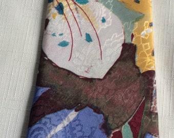 Floral Necktie,Halston Necktie,Multi Color Necktie,Magenta Necktie,Wine Red Necktie,Maroon Necktie,Burgundy Necktie,Flower Necktie