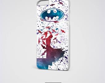 Batman iPhone Case iPhone 6S Case, iPhone 6 Plus Case Samsung Galaxy S7 Edge Case, iPhone SE Case, Batman iPhone 7 Case, Bruce Wayne