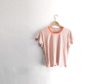 COLORFUL STRIPED SHIRT // 90s // Womens X-Large  // Striped T-Shirt // Striped Shirt //Womens Striped // Striped T-Shirt // Striped // 90s