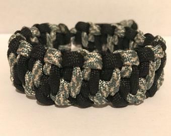Custom Digicam Paracord Bracelet