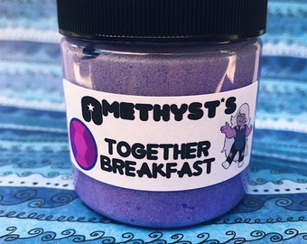 Amethyst's Together Breakfast Fruit Loops Scented Whipped Sugar Scrub