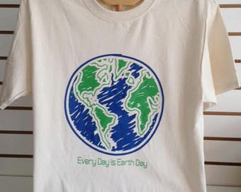 Every Day is Earth Day Men's T-Shirt