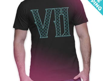 Seven.7.VII - Final Fantasy VII T-Shirt