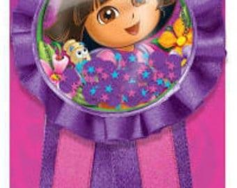 Dora the Explorer ''Flower Adventure'' Guest-of-Honor Award Ribbon