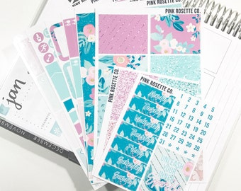 Spark it up! kit in Glossy for Erin Condren Life Planner!