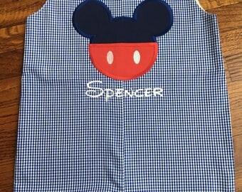Mickey Mouse Jon Jon with Name