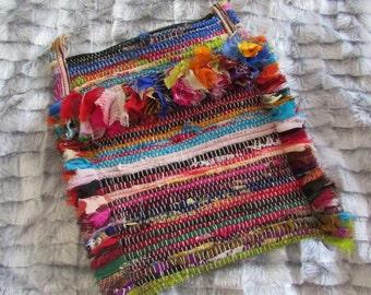 Multicolour Hippy Style Bag