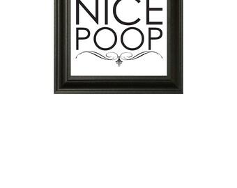 Have A Nice Poop Printable