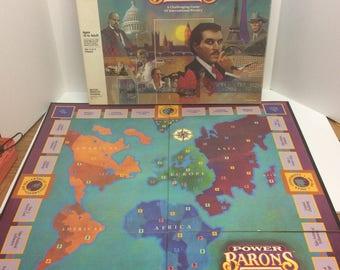 Power Barons Game