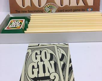 Go Gin Card Game