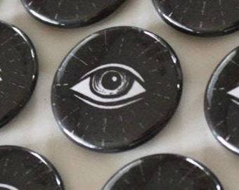 Eye Button Pin 1 Inch