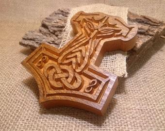 Viking Wood Carving Etsy