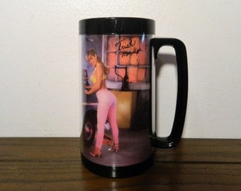 1987 Snap-On Toolmates Thermserve Tall Plastic Mug
