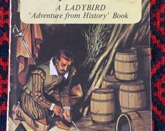 Vintage Ladybird Book - James 1st and the Gunpowder plot