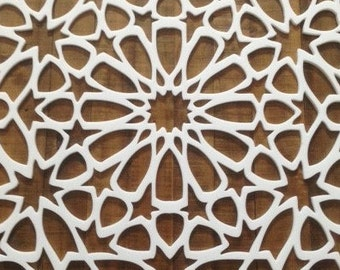 Finestra Square - Laser Cut Decorative Screen