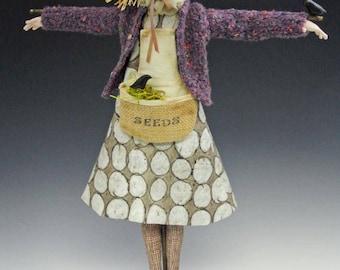 CR940E -  October Morn Cloth Doll E-class (PDF Download)