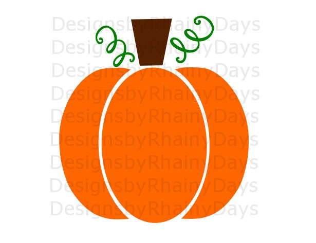 Pumpkin cutting file, SVG, DXF, png, Fall design, Thanksgiving design