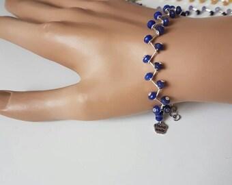 Natural stones bracelet