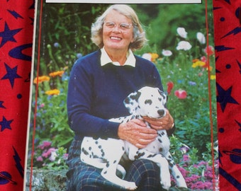 No Bad Dogs the Woodhouse Way ** Barbara Woodhouse 1982 dog training and behavior hardback book how-to guide