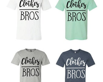 T-shirt Clothes over bros