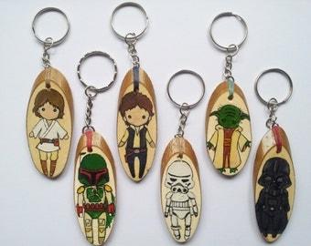 Star Wars Key-chains