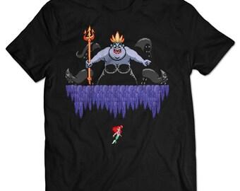 The Little Mermaid Ursula T-shirt