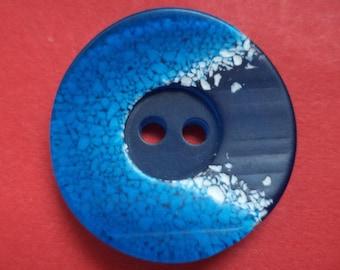 7 Blue buttons 23mm 25mm (6680 6681) jacket buttons button dark blue