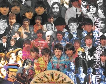50 Years of Sgt. Pepper (Print)