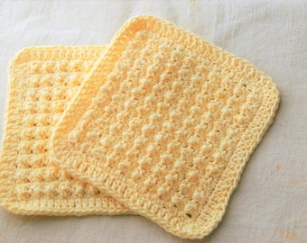 Cotton Wash Cloth