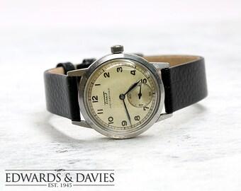Tissot Aquasport Vintage Watch | Vintage Watch | Antique Watch | Men's Watch | Men's Accessory | Men's Accessories | Watch | Tissot |Antique