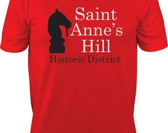 Saint Anne's Hill Historic District