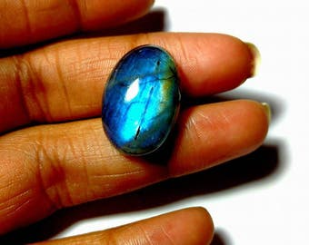 Labradorite cabochon hight quality ,flat back  are available in 5 usd GM246